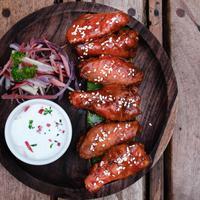 ilustrasi chicken wing/Photo by Atharva Tulsi on Unsplash
