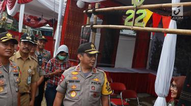 Kapolda Metro Jaya Tinjau TPS Unik di Depok