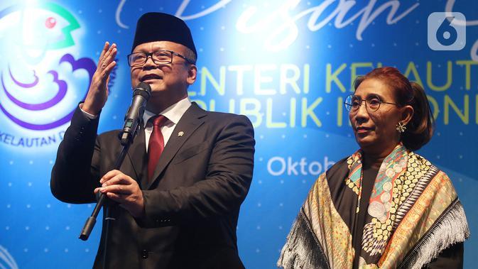 Menteri KKP Edhy Prabowo Ditangkap KPK, Netizen Lapor ke Susi Pudjiastuti