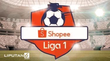 Banner Kompetisi Shopee Liga 1 2019