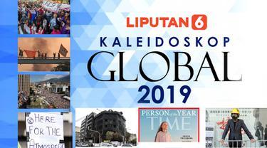 Kaleidoskop 2019: 7 demonstrasi yang hebohkan dunia.