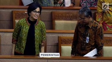 Menteri Keuangan (Menkeu), Sri Mulyani Indrawati berencana memperbaiki program pensiun Pegawai Negeri Sipil (PNS).