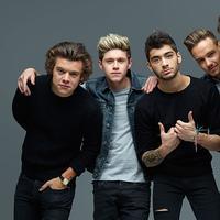 One Direction ketika masih ada Zayn Malik. Foto: via billboard.com
