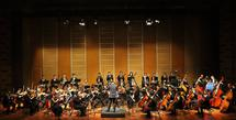 Jakarta Concert Orchestra Jumat (21/2/2020) di Usmar Ismail Hall, Jakarta. (Bambang E Ros/Fimela.com)