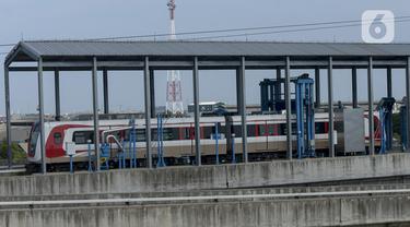Langkah LRT Jakarta Antisipasi Penyebaran Virus Corona