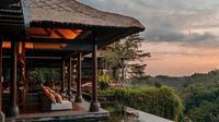 Deretan hotel ini memiliki pemandangan alam terbaik. Simak selengkapnya. (Foto: doc. Mandapa Ritz-Carlton Reserve).