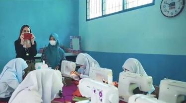 Menengok Sekolah yang Dibangun Cinta Laura di Kaki Gunung Salak Bogor