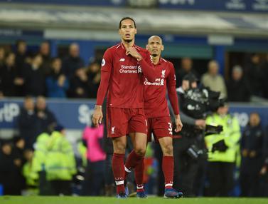Liverpool Gagal Kudeta Manchester City di Puncak