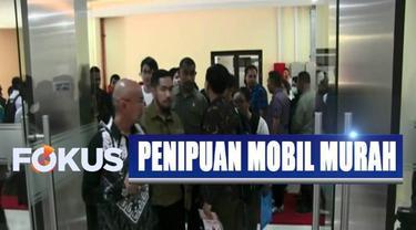 Meski kasus ini sedang ditangani Polrestabes Bandung, Jawa Barat, mereka tetap melapor ke Bareskrim Polri karena sejumlah korban berasal dari luar Jawa Barat.