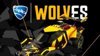 Tim Rocket League Wolves.