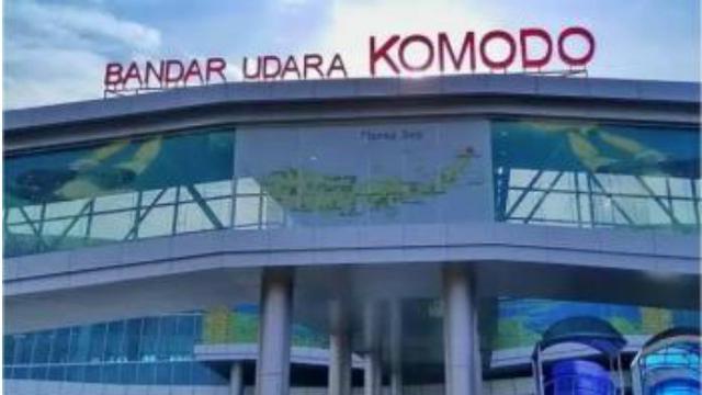 Bandara Komodo Labuan Bajo