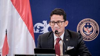 Sandiaga Uno: 2021 Jadi Momentum Pemulihan Ekonomi Global