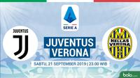 Serie A - Juventus Vs Hellas Verona (Bola.com/Adreanus Titus)