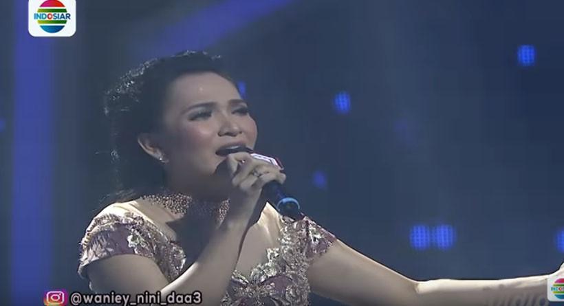 Waniey Nini, perwakilan Malaysia di D'Academy Asia 3