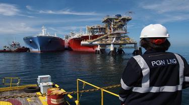 PGN LNG (Dok: PT Perusahaan Gas Negara Tbk/PGAS)