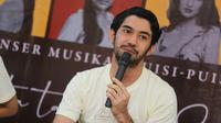 Preskon konser Musikal Puisi Cinta (Adrian Putra/Fimela.com)