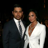 Demi Lovato dan Wilmer Valderrama (AFP/Bintang.com)