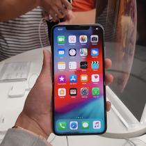 iPhone XS Max, iPhone XS, dan iPhone XR di iBox (Liputan6.com/ Agustin Setyo W)