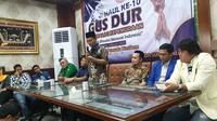 GP Nasdem memperingati haul ke-10 Gus Dur. (Nanda Perdana Putra/Liputan6.com)
