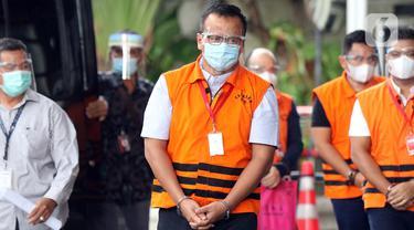 Edhy Prabowo Kembali Digarap KPK