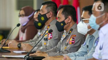 DVI Polri resmi menutup proses indentifikasi korban pesawat Sriwijaya