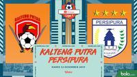 Shopee Liga 1 - Kalteng Putra Vs Persipura Jayapura (Bola.com/Adreanus Titus)