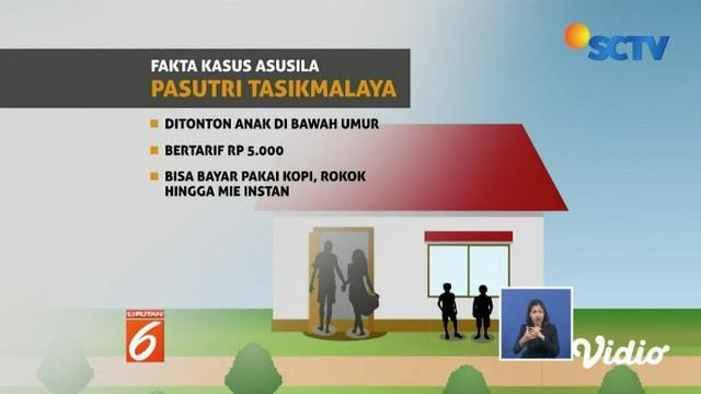 Bagaimana pemulihan trauma kepada korban anak-anak korban aksi pasutri asusila di Tasikmalaya?