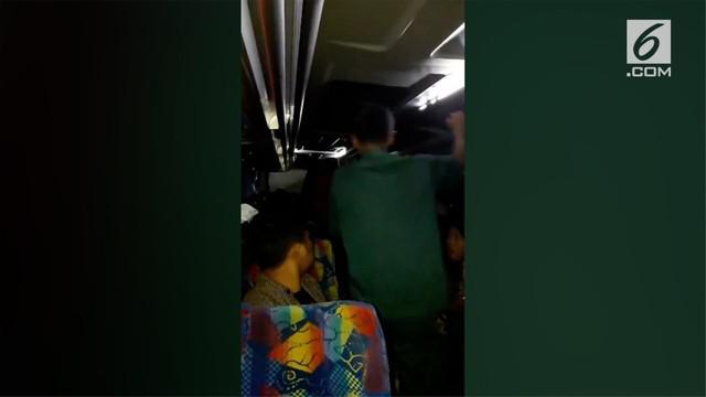 Miris, kasus pelecehan seksual kembali terjadi, Kali ini pelecehan terjadi di dalam bus jurusan Bandung-Wonosobo.