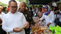 Menaker Hanif Hadiri Jambore Keluarga Migran Indonesia
