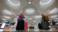 Bandara di Turki Targetkan Nol Emisi Karbon pada 2050. (dok.Instagram @dierkey.smi/https://www.instagram.com/p/B69ix03n6Cj/Henry)