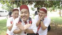 Video parodi mendukung Jokowi terpopuler. (YouTube)