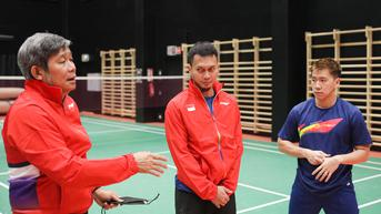 Jadwal Piala Sudirman 2021: Indonesia vs Rusia, 26 September Malam WIB