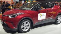 Toyota CHR bisa dicicil cukup dengan Rp 8,2 jutaan perbulan melalui program Auto2000 di IIMS 2018
