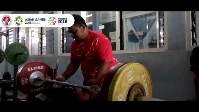 Berita video cerita Ni Nengah Widiasih menjadi atlet paralimpik.