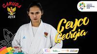 Garuda Kita, Ceyco Georgia. (Bola.com/Dody Iryawan)