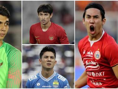 Pesepak Bola Indonesia Berparas Tampan