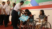 Kartu Penyandang Disabilitas.