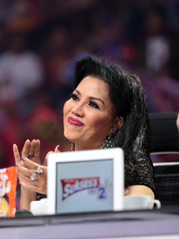 Rita Sugiarto Sambut Baik Liga Dangdut Indonesia - News