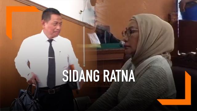 Sidang lanjutan kasus hoaks dengan terdakwa Ratna Sarumpaet