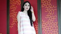 Tampilan Gaya Sandra Dewi Memakai Busana ala Hello Kitty (dok.Instagram@sandradewi88/https://www.instagram.com/p/B05UctZBMIX/Devita Nur Azizah