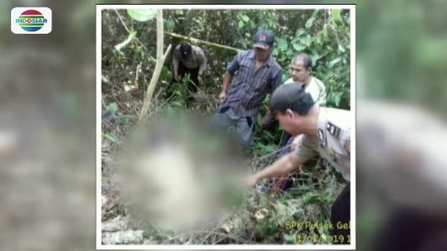 Mahasiswi di Palembang, Sumatra Selatan, tewas di perkebunan warga usai dinyatakan hilang dua hari.