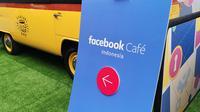 Facebook Cafe Indonesia yang dibuka mulai 13 hingga 15 September 2019 (Liputan6.com/Agustinus M.Damar)