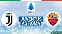 Serie A - Juventus Vs AS Roma (Bola.com/Adreanus Titus)