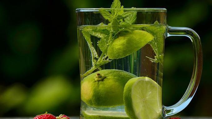Minuman Detox Baik Untuk Kesehatan Tubuh