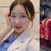 Melihat sederet fotonya kamu nggak akan menyangka kalau dokter gigi asal Korea ini berumur 50 tahun. Awet muda banget! (Foto: Instagram/@sjeuro)