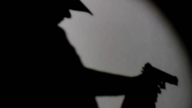 Pria di Sumsel Tewas Ditembak Penjambret di Depan Anak Istrinya