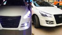 Audi jadi-jadian (Cartoq.com)