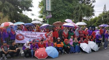 Hari AIDS sedunia di Kediri