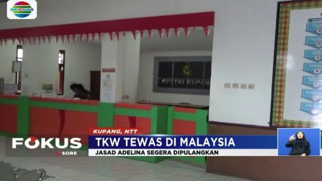 Terkait meninggalnya TKI di Malaysia, Menlu Retno Marsudi pastikan kawal proses hukum dan pastikan hak-hak akan terpenuhi.