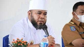 Wako Helmi Targetkan Warga Bengkulu Divaksin 100 Persen